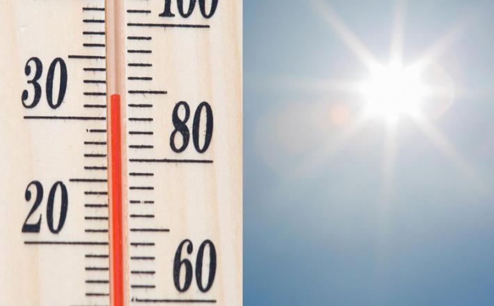 Temperatura, vročina, vročinski val