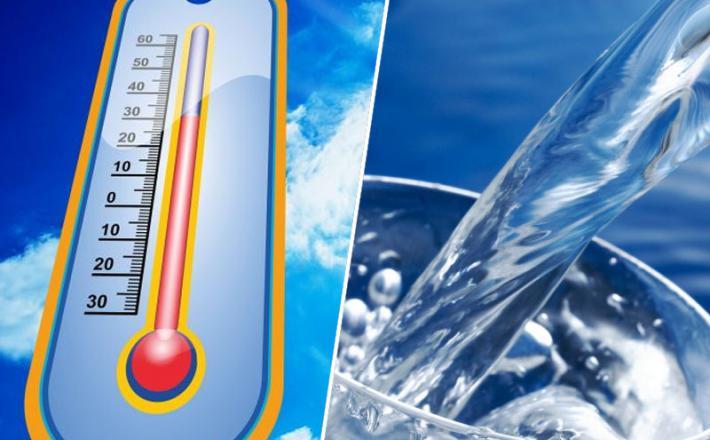 Temperatura / voda