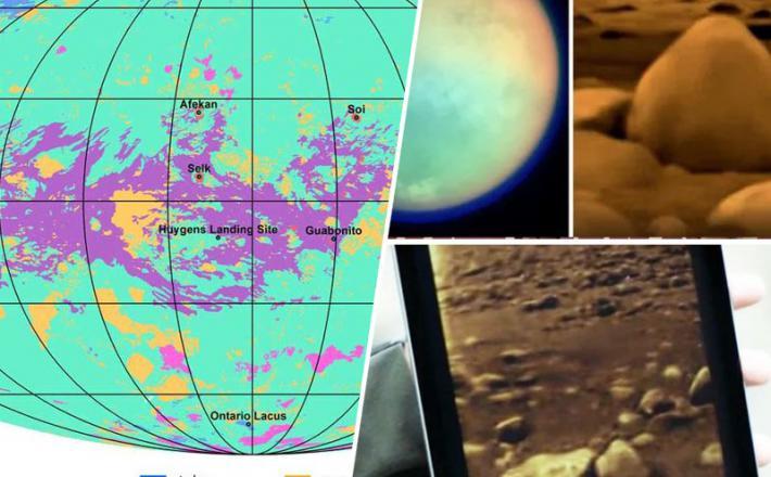 Titan, Saturnova luna