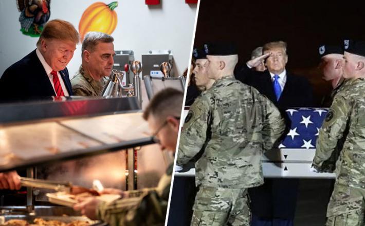 Trump v Afganistanu