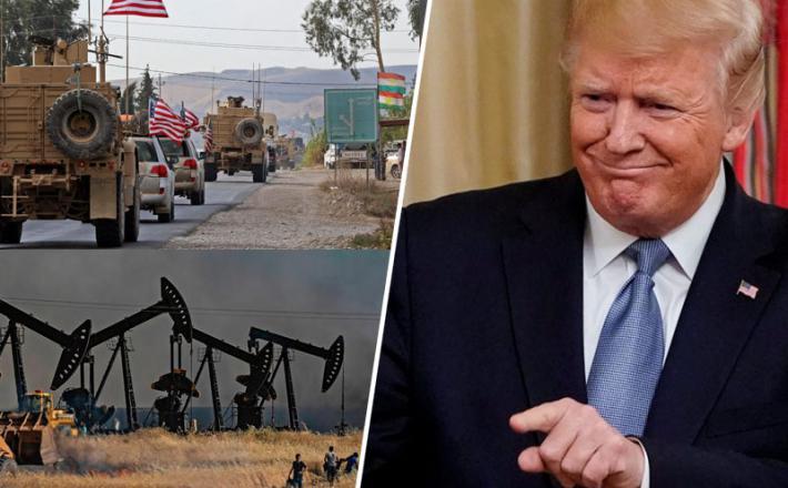 Trump ima skomine po sirski nafti