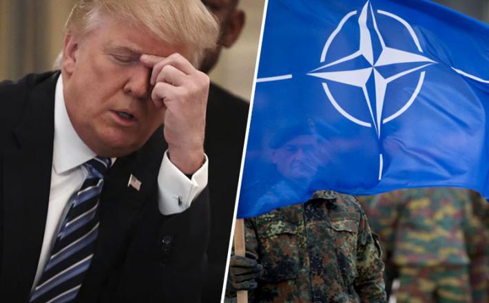 Trump in NATO