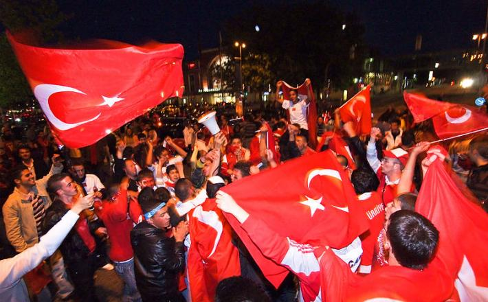 Turčija, Turki v Nemčiji