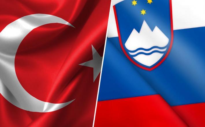 Turčija in Slovenija
