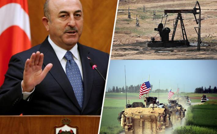 Ameriška vojska na poti do sirskih naftnih vrelcev
