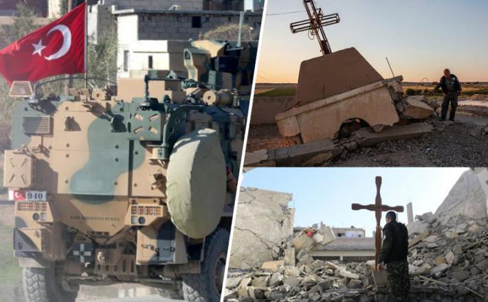Turki in kristjani v Siriji