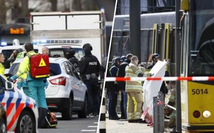 Utrecht - teroristični napad