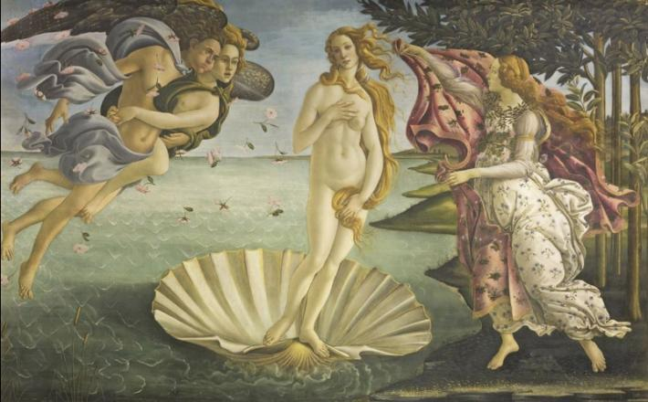 Rojstvo Venere