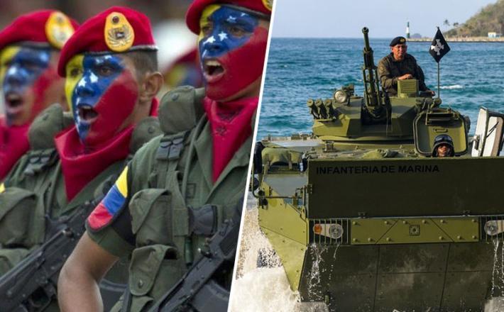 Venezuelska vojska