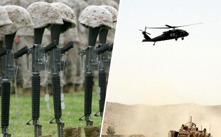 Vojaki ZDA v Afganistanu - od odločne podpore do brezpogojnega umika