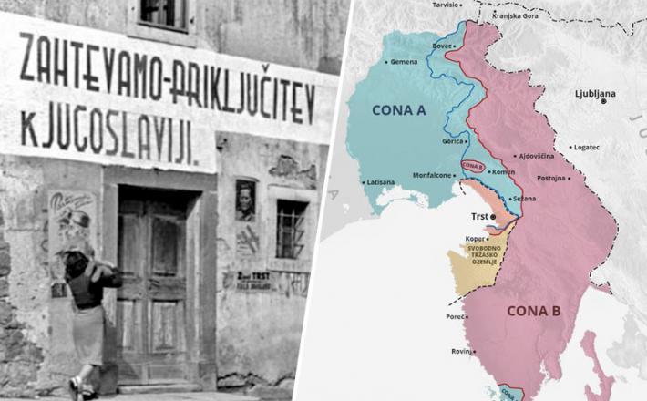Priključitev Primorske