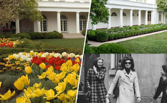 Vrt Jackie Kennedy