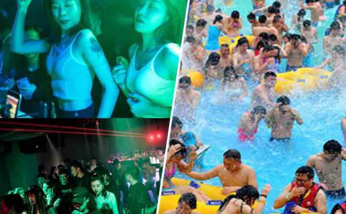 Zabava v Wuhanu
