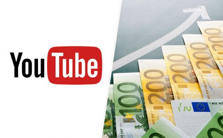 Youtube denar