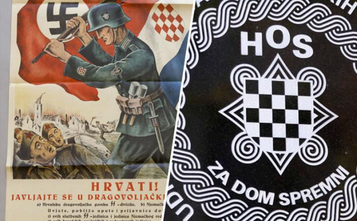 Za dom spremni - Hrvaška
