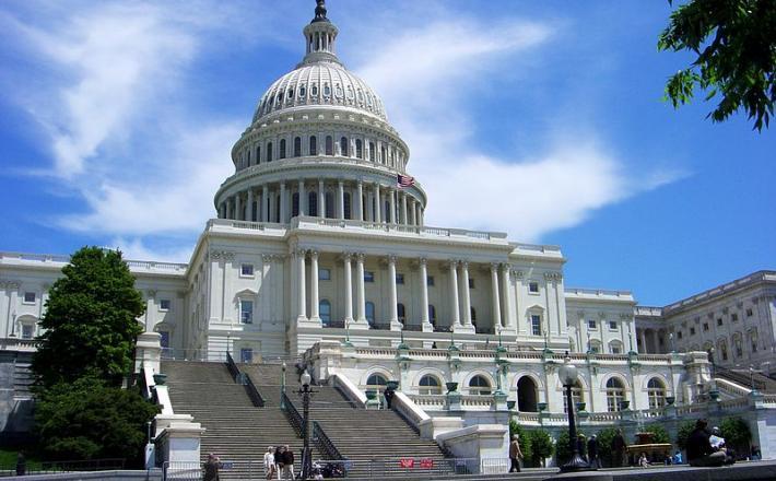 ZDA, Capitol, Senat