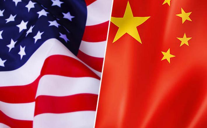 ZDA in Kitajska