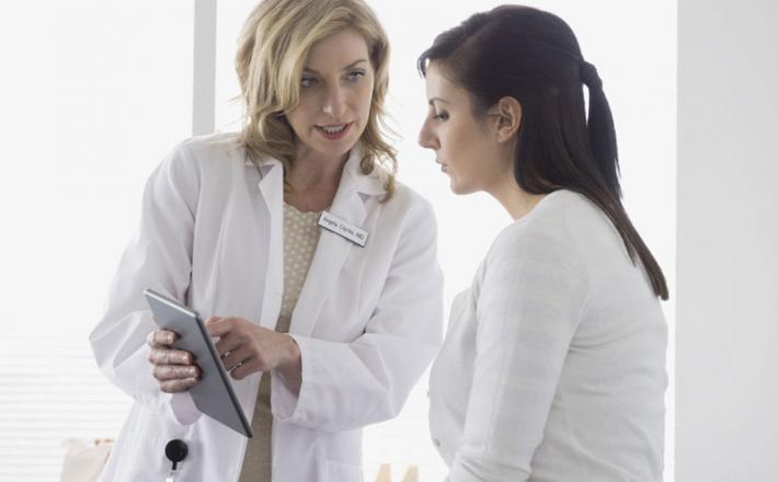 Zdravnik rak dojk