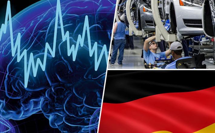 Znanstveniki, migranti, Nemčija