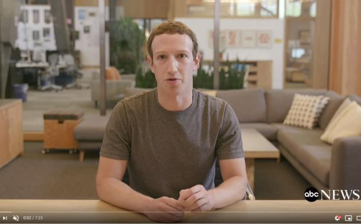Zuckerberg Mark   Vir:YouTube
