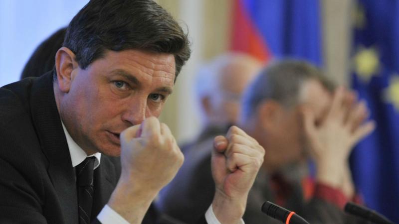 Ob odstopu Alme M. Sedlar se je oglasil tudi predsednik Pahor
