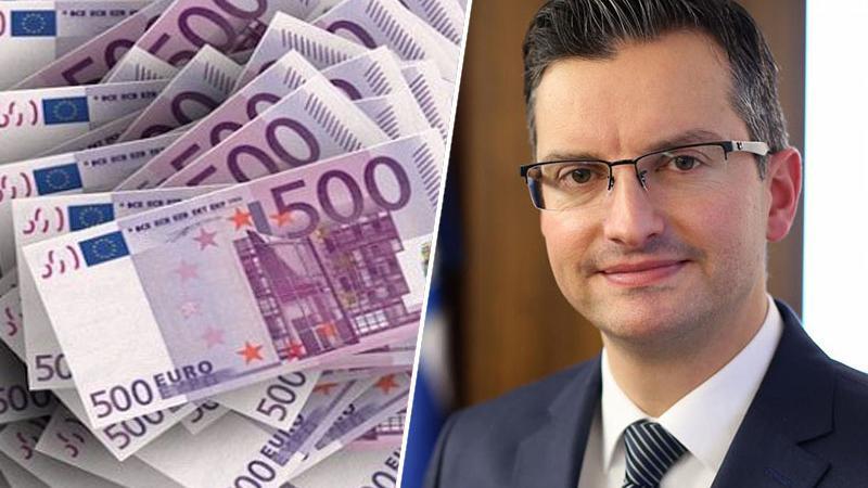 Denar, Marjan Šarec
