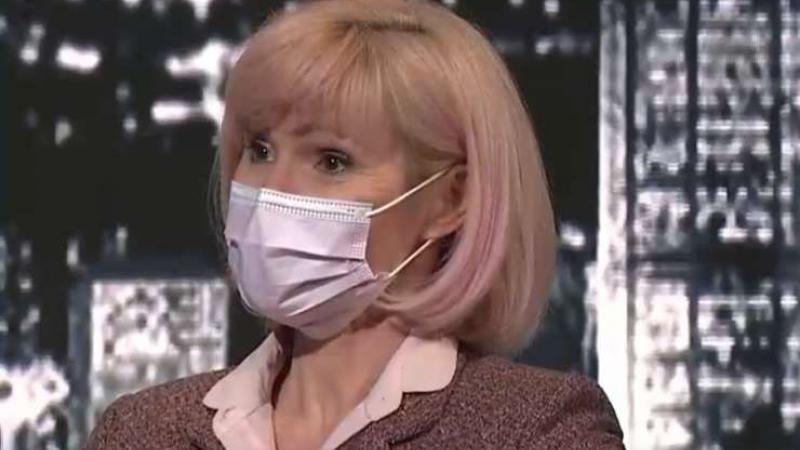 Lilijana Kozlovič  Vir:RTV SLO, posnetek zaslona