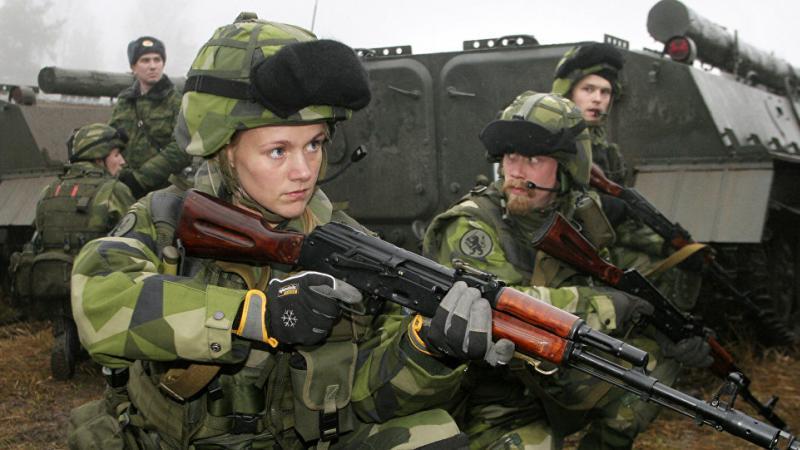 ZDA zaradi podpisa pogodbe OZN o prepovedi jedrskega orožja grozijo Švedski