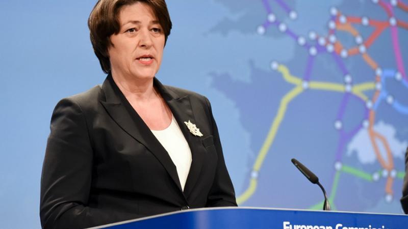 Evropska komisarka za promet Violeta Bulc