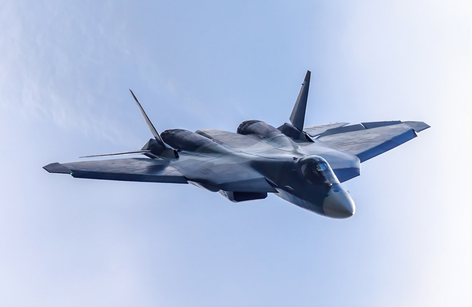 Su-57 Vir:Business Insider