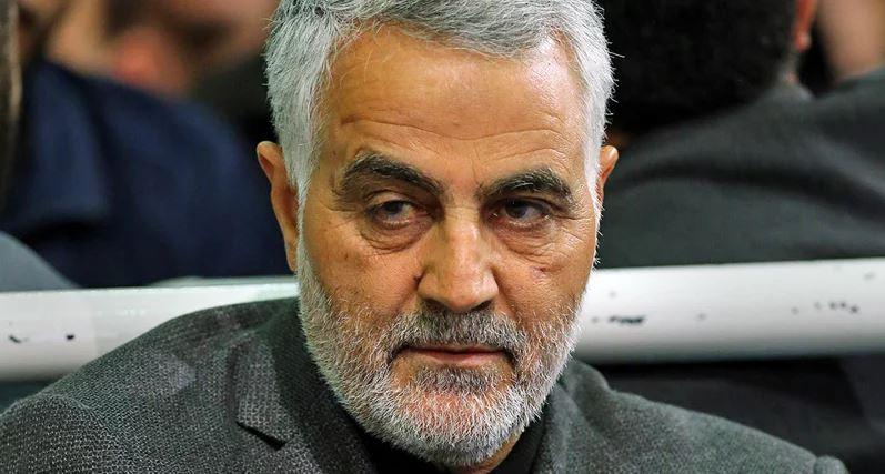 General Kasem Sulejmani