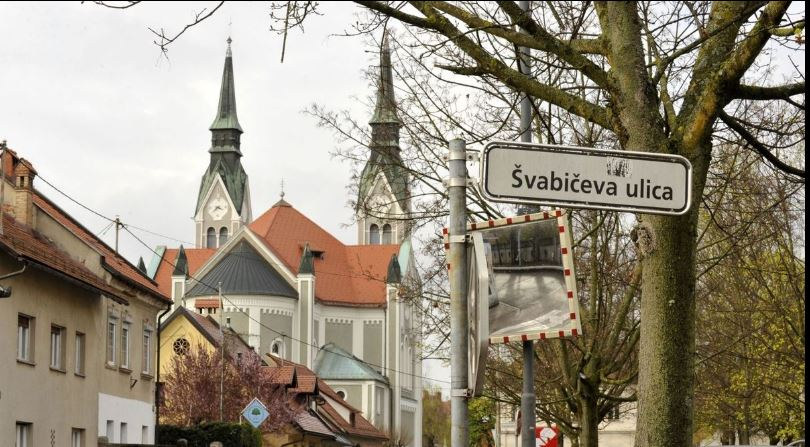 Švabićeva ulica v Ljubljani