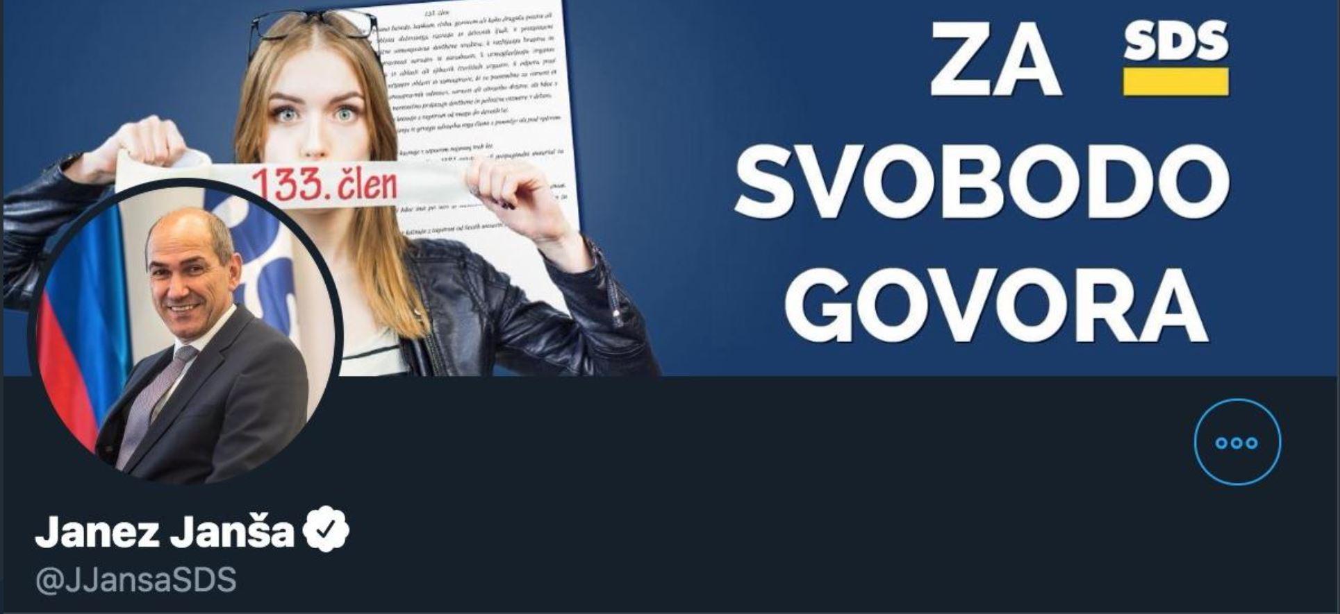 SDS - kampanja za svobodo govora