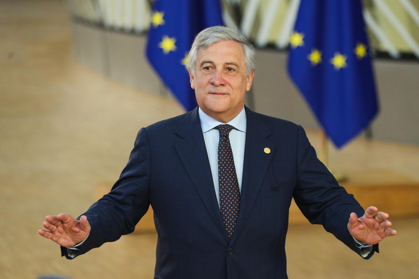 Antonio Tajani Vir:Pixsell
