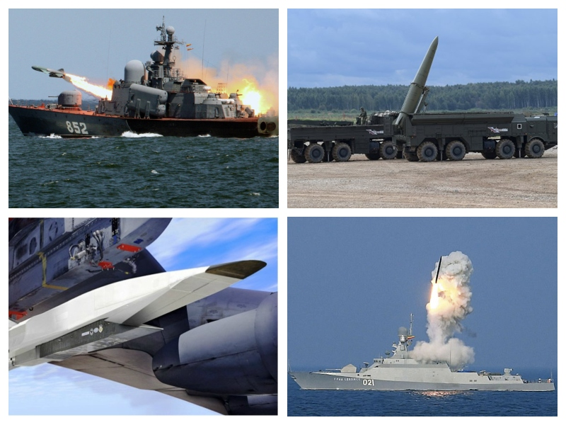 Ruske rakete kratkega dosega