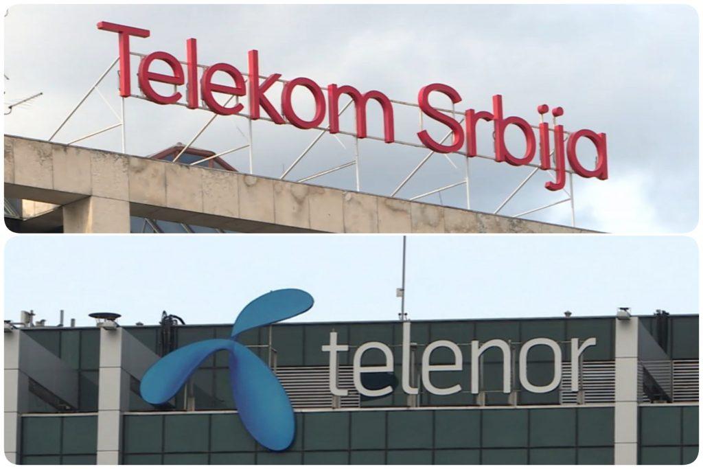 Telekom in Telenor