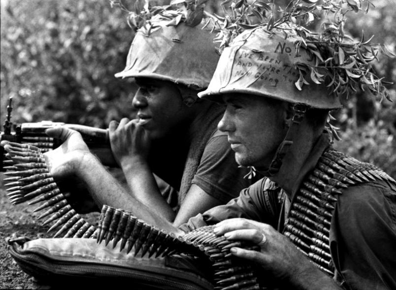 Ameriški vojaki v Vietnamu