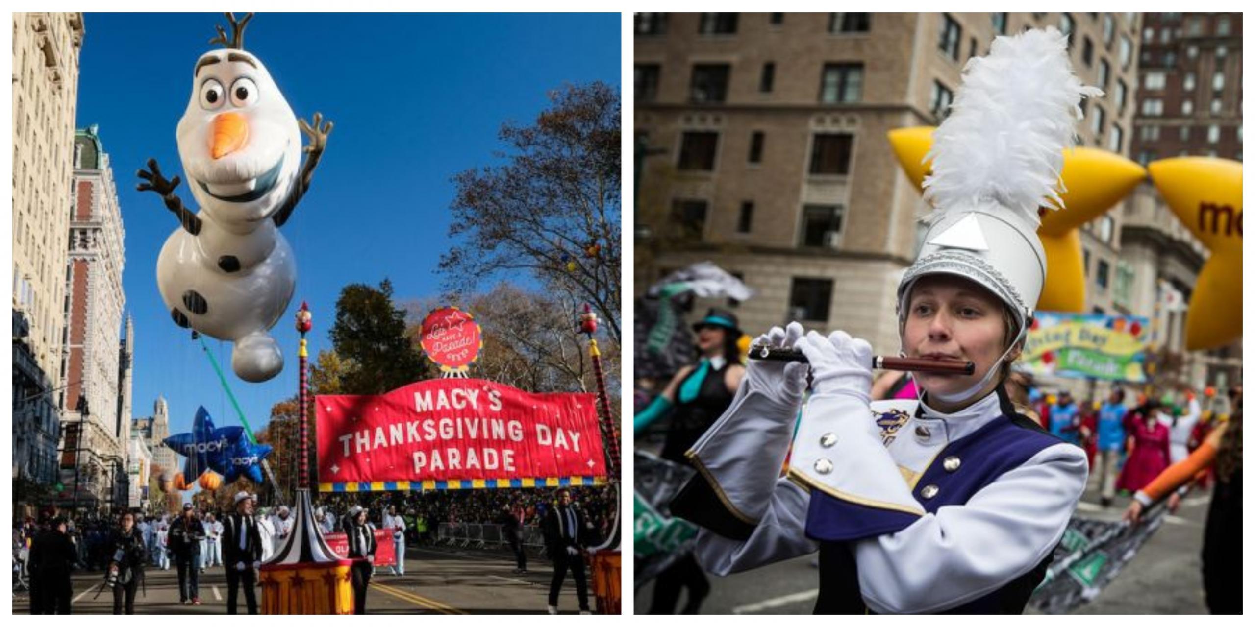 Parada, zahvalni dan Vir: Pixell
