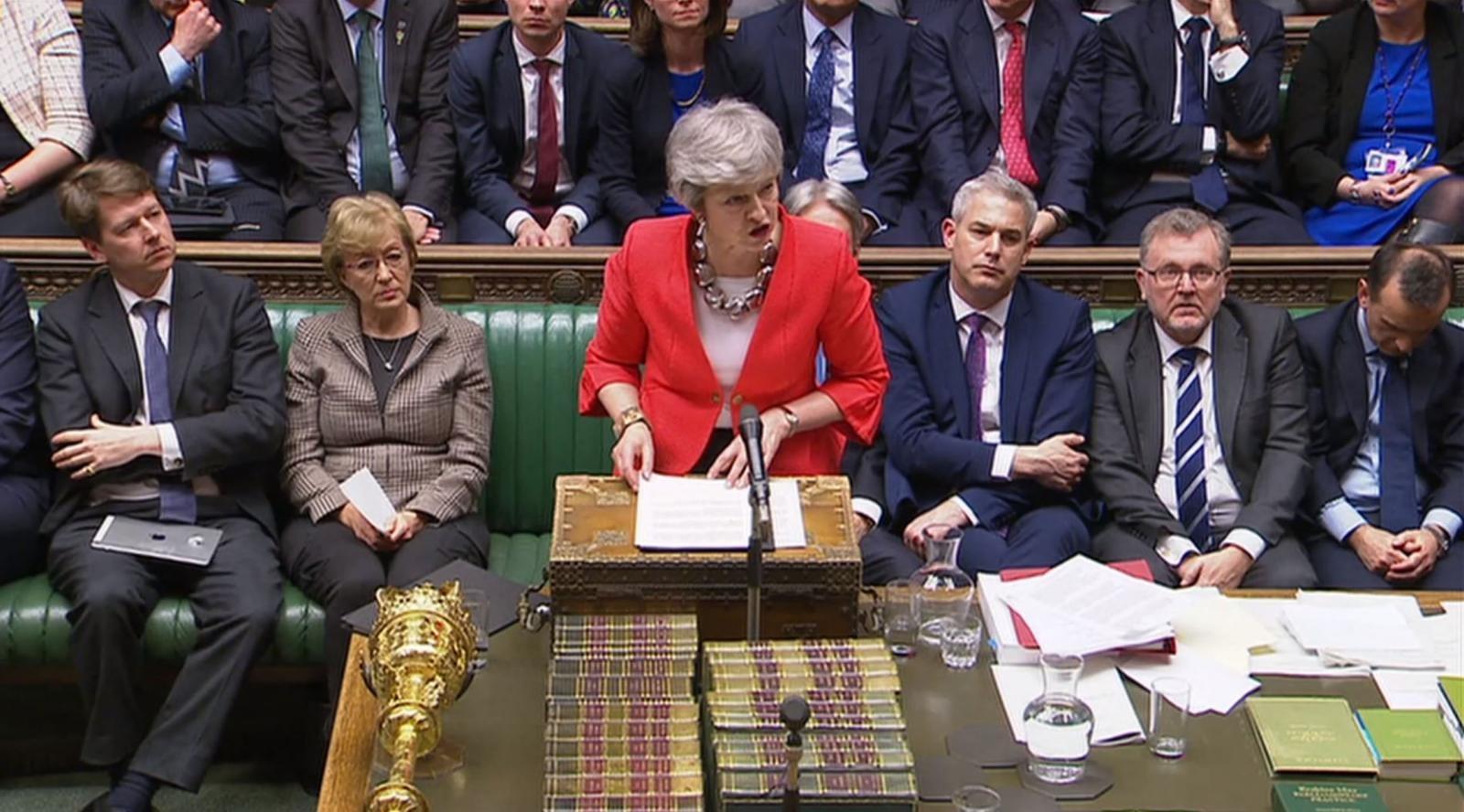 Theresa May Vir:Pixsell