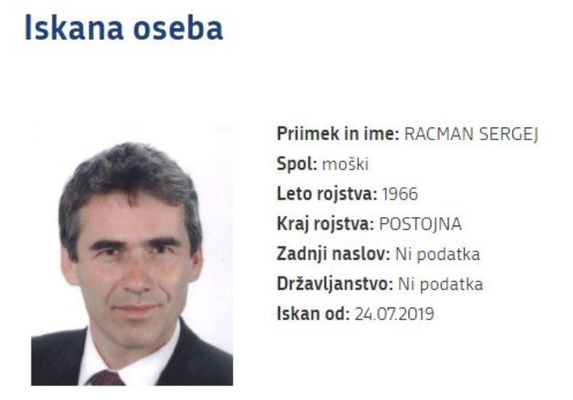 Tiralica, Sergej Racman