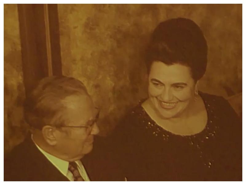 Tito in Jovanka v Los Angelesu