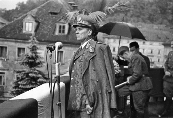 Tito v Ljubljani