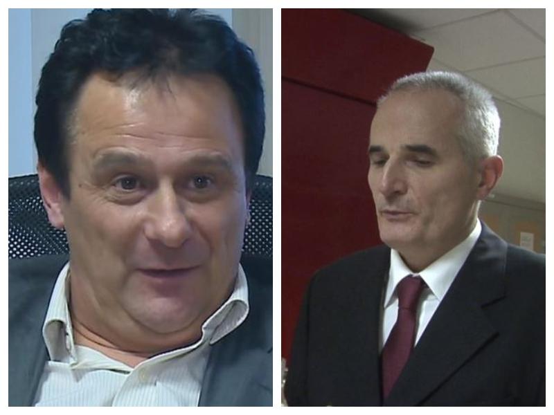 Tomaž Rozman in Igor Rozman