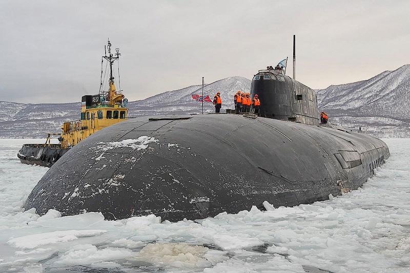 Jedrska podmornica Orel