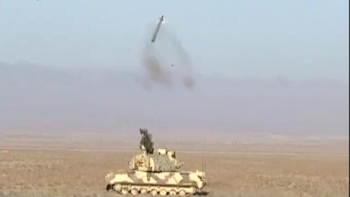 Tor 1-M, protiletalski sistem Irana