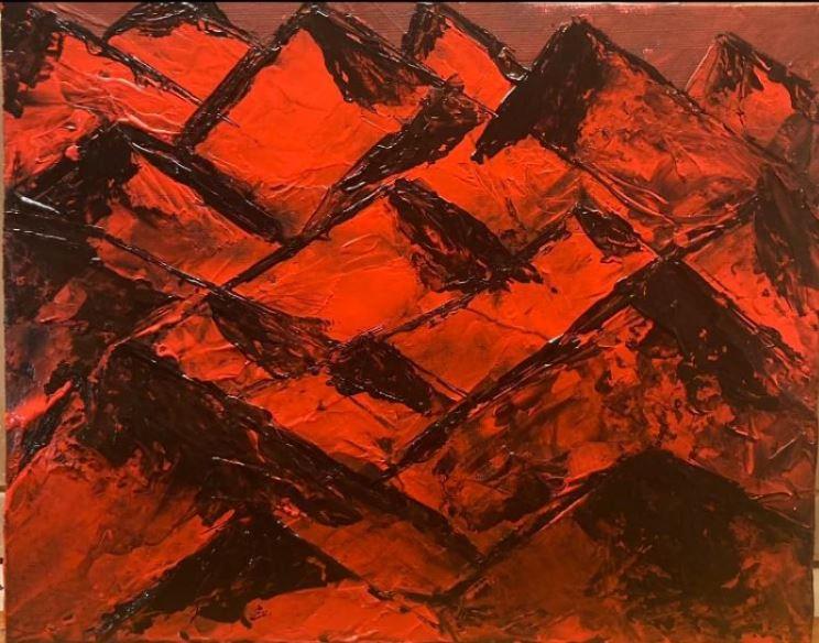 Slike Omarja bin Ladna - Tora Bora