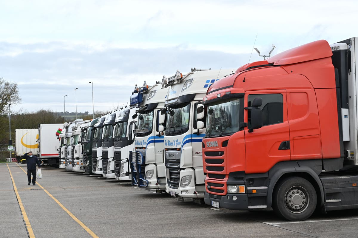 Tovornjaki v Veliki Britaniji