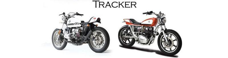 Tracker - custom motocikli