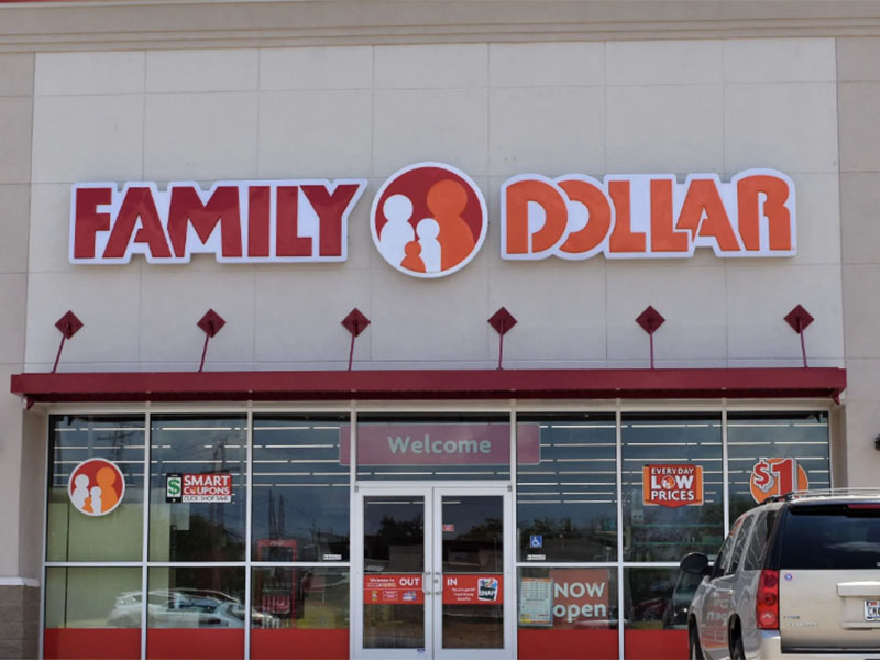 Trgovina Family Dollar