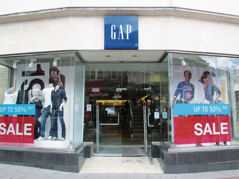 Trgovina GAP